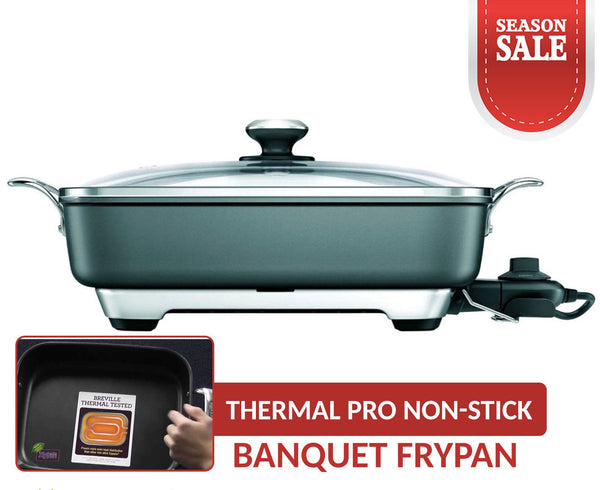 Large Electric Frypan