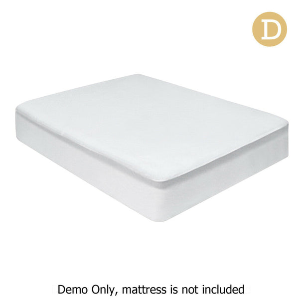 Luxury Bamboo Mattress Protector