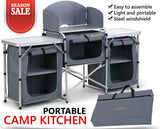 Camping Kitchen Table