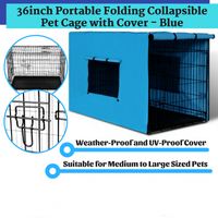 Collapsible Pet Cage