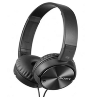 Sony Noise-cancelling Wired Headphones - MDRZX110NC