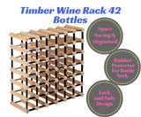 Timber Wine Rack
