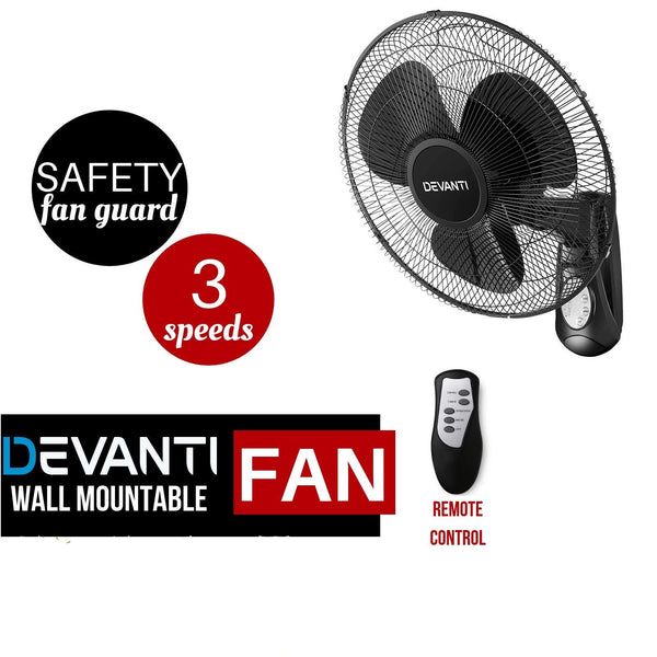 Wall Mount Elecric Fan
