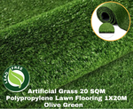 Polypropylene Artificial Grass