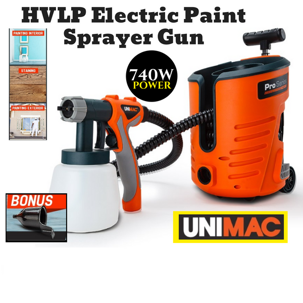 Electric Paint Sprayer Gun