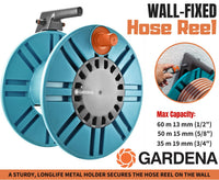 Wall Fixed Hose Reel