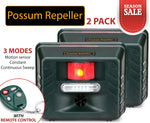 2 Pestill Possum Repeller
