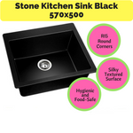 Stone Kitchen Sink