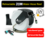 Retractable Water Hose Reel