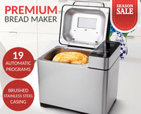 Stainless Steel Bread Maker
