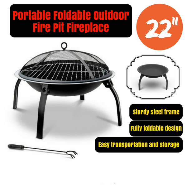 Camping Barbecue Grill