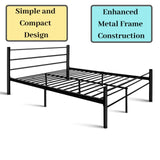 Double Size Steel Bed Frame