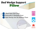 Foam Bed Wedge Pillow