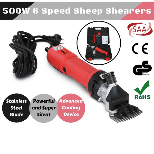 Electric Sheep Shears