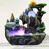 Water Feature Tabletop Fountain Ornament