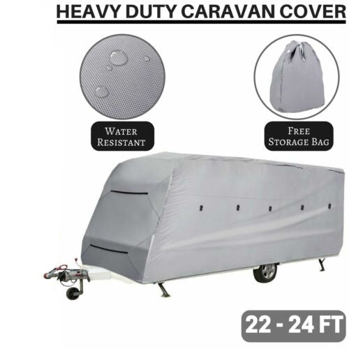 Caravan Campervan Cover