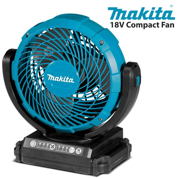 Makita 18V Compact Fan