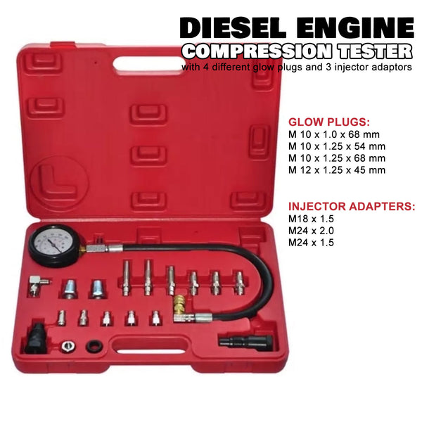 Diesel Engine Compression Tester