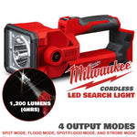 Milwaukee LED Search Light