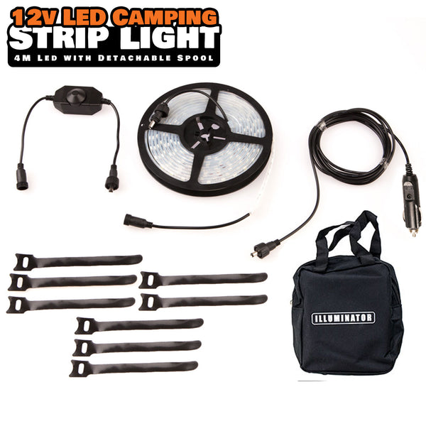 12V LED Camping Strip Lights