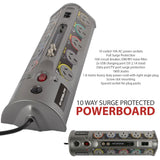 10 Way Power Surge Protector