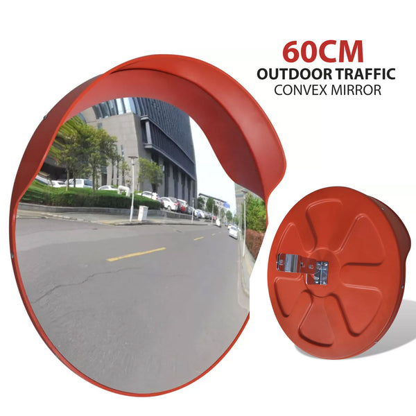 60cm Outdoor Traffic Convex Mirror