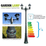 Outdoor Garden Lamp Post