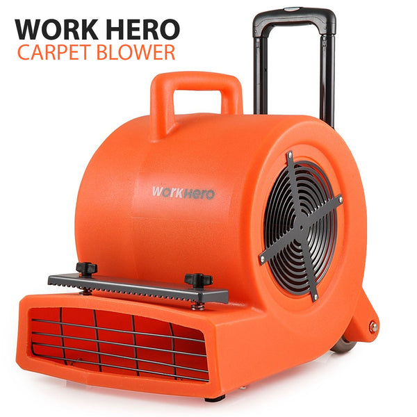 WorkHero Carpet Blower