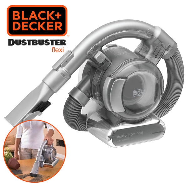 Black and Decker Dustbuster 18V Flexi