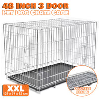 48 Inch Pet Dog Crate Cage
