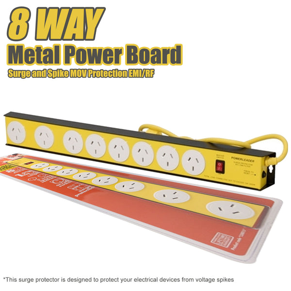 Heavy Duty Metal Power Board