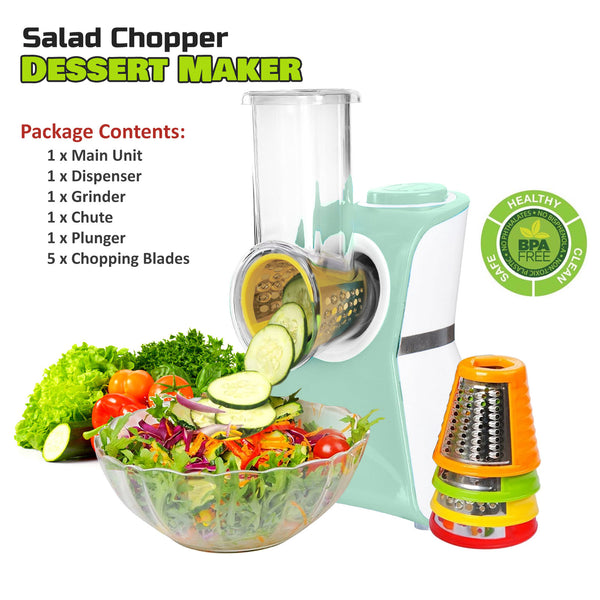 Salad Chopper Dessert Maker