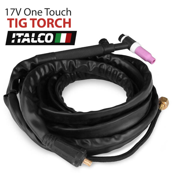 Italco 17V One Touch TIG Torch