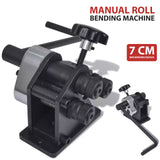 Manual Roll Bending Machine