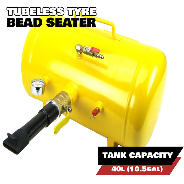 40L Tubeless Tyre Bead Seater