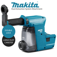 Makita DX06 HEPA Dust Extraction System