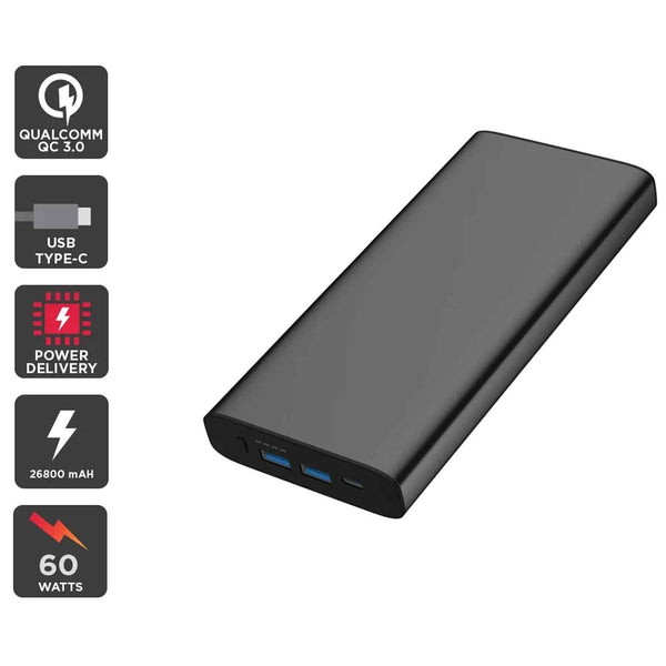 26800mAh Power Bank