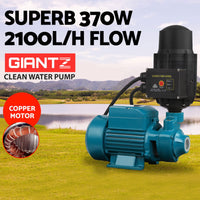 Electric Clean Water Pump with Auto Controller