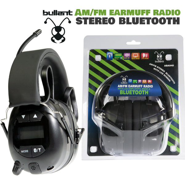 Bullant Bluetooth Earmuff