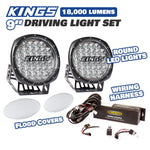 "9"" LED Driving Light Set"