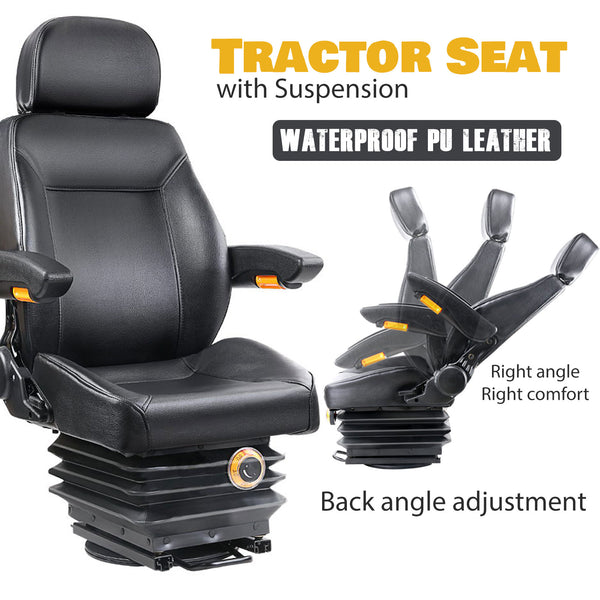 Suspension Tractor Seat