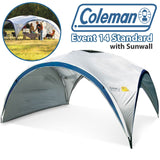Coleman Event 14 Standard with Sunwall