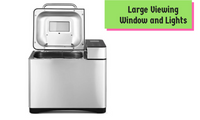 Stainless Steel Bread Maker Machine