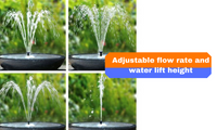 330L/H Submersible Fountain Pump