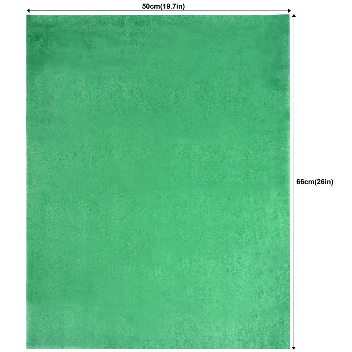 50 Sheets Dark Green Wrapping Tissue Paper