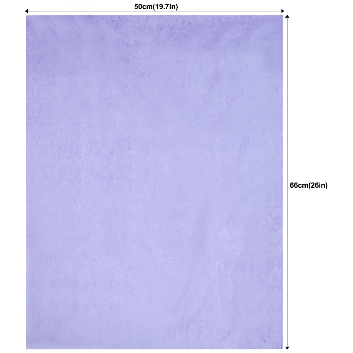 50 Sheets Light Purple Wrapping Tissue Paper