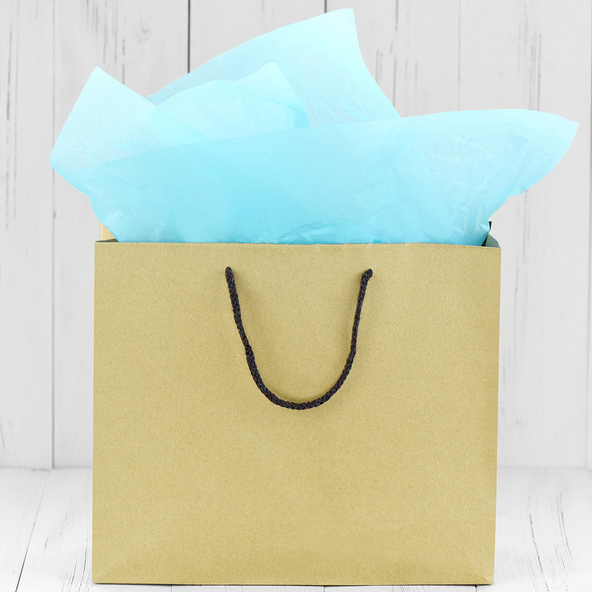 50 Sheets Light Blue Wrapping Tissue Paper