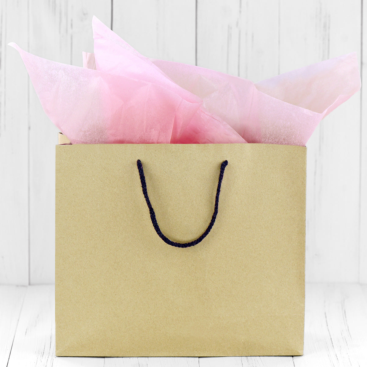50 Sheets Pink Wrapping Tissue Paper