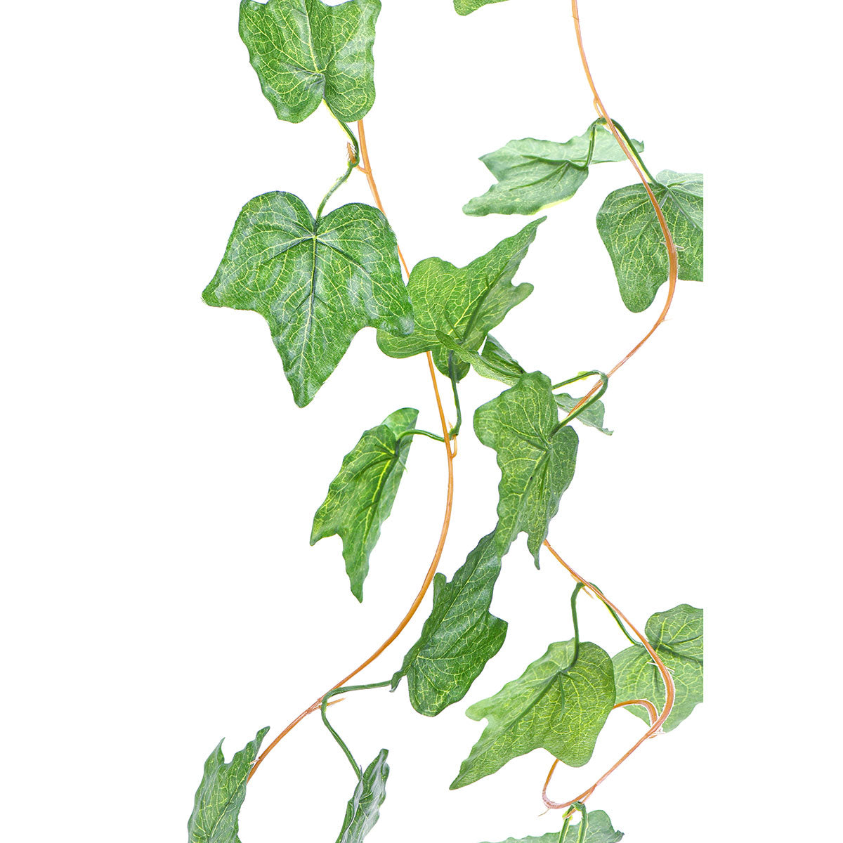 Artificial Hanging Plant Ivy Vine Silk Greenery Leaves (12.5m / 41 feet)