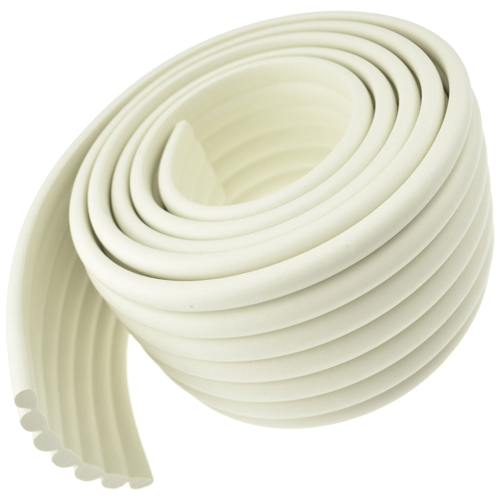 1 Roll Beige Multi-Purpose Edge Protectors 78.7 inches (2 meters)